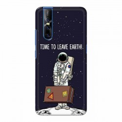 Buy Vivo V15 Pro Time to Leave Earth Mobile Phone Covers Online at Craftingcrow.com