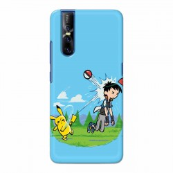 Buy Vivo V15 Pro Knockout Mobile Phone Covers Online at Craftingcrow.com