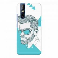 Buy Vivo V15 Pro Kohli Mobile Phone Covers Online at Craftingcrow.com