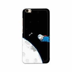 Buy Vivo V5 Space Doggy Mobile Phone Covers Online at Craftingcrow.com