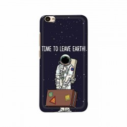 Buy Vivo V5 Time to Leave Earth Mobile Phone Covers Online at Craftingcrow.com