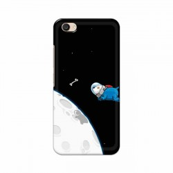 Buy Vivo V5 Plus Space Doggy Mobile Phone Covers Online at Craftingcrow.com