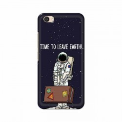 Buy Vivo V5 Plus Time to Leave Earth Mobile Phone Covers Online at Craftingcrow.com