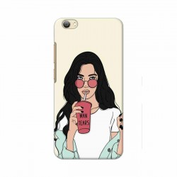 Buy Vivo V5s Man Tears Mobile Phone Covers Online at Craftingcrow.com