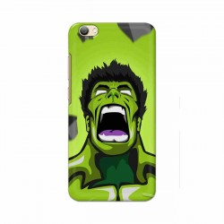 Buy Vivo V5s Rage Hulk Mobile Phone Covers Online at Craftingcrow.com
