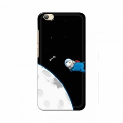 Buy Vivo V5s Space Doggy Mobile Phone Covers Online at Craftingcrow.com