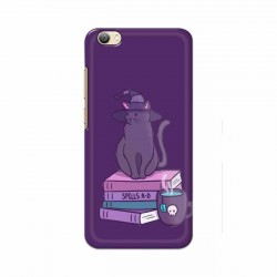 Buy Vivo V5s Spells Cats Mobile Phone Covers Online at Craftingcrow.com