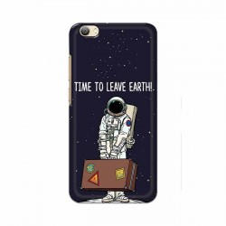 Buy Vivo V5s Time to Leave Earth Mobile Phone Covers Online at Craftingcrow.com