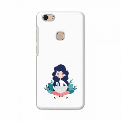 Buy Vivo V7 Busy Lady Mobile Phone Covers Online at Craftingcrow.com