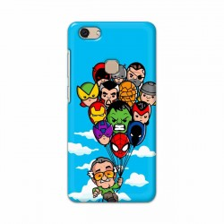 Buy Vivo V7 Excelsior Mobile Phone Covers Online at Craftingcrow.com