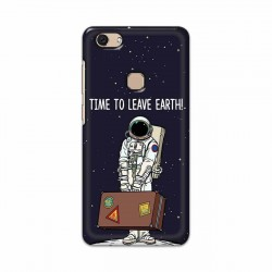 Buy Vivo V7 Time to Leave Earth Mobile Phone Covers Online at Craftingcrow.com