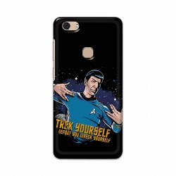 Buy Vivo V7 Trek Yourslef Mobile Phone Covers Online at Craftingcrow.com