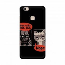 Buy Vivo V7 Plus Not Coming to Dark Side Mobile Phone Covers Online at Craftingcrow.com