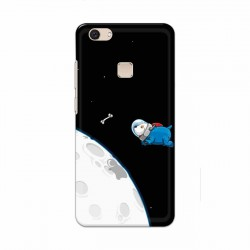 Buy Vivo V7 Plus Space Doggy Mobile Phone Covers Online at Craftingcrow.com