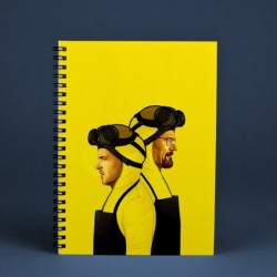 Buy Breaking Bad Notepad Online at Craftingcrow.com
