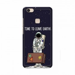 Buy Vivo V7 Plus Time to Leave Earth Mobile Phone Covers Online at Craftingcrow.com