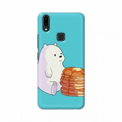 Buy Vivo V9 Bear and Pan Cakes Mobile Phone Covers Online at Craftingcrow.com