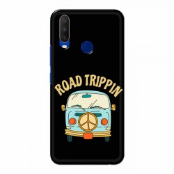 Buy Vivo Y15 (2019) Road Trippin Mobile Phone Covers Online at Craftingcrow.com