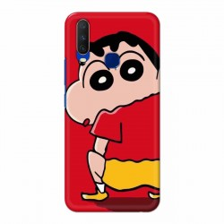 Buy Vivo Y15 (2019) Shin Chan Mobile Phone Covers Online at Craftingcrow.com