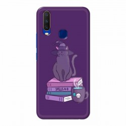Buy Vivo Y15 (2019) Spells Cats Mobile Phone Covers Online at Craftingcrow.com