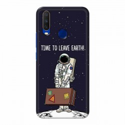 Buy Vivo Y15 (2019) Time to Leave Earth Mobile Phone Covers Online at Craftingcrow.com