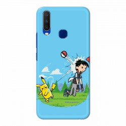 Buy Vivo Y15 (2019) Knockout Mobile Phone Covers Online at Craftingcrow.com