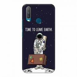 Buy Vivo Y17 Time to Leave Earth Mobile Phone Covers Online at Craftingcrow.com