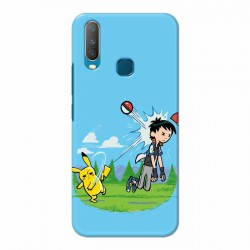 Buy Vivo Y17 Knockout Mobile Phone Covers Online at Craftingcrow.com