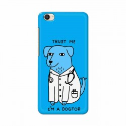 Buy Vivo Y55 I am Dogtor Mobile Phone Covers Online at Craftingcrow.com
