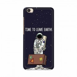 Buy Vivo Y55 Time to Leave Earth Mobile Phone Covers Online at Craftingcrow.com