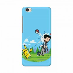 Buy Vivo Y55 Knockout Mobile Phone Covers Online at Craftingcrow.com
