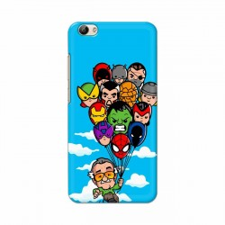 Buy Vivo Y66 Excelsior Mobile Phone Covers Online at Craftingcrow.com