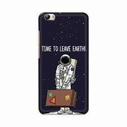 Buy Vivo Y66 Time to Leave Earth Mobile Phone Covers Online at Craftingcrow.com