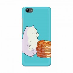 Buy Vivo Y71 Bear and Pan Cakes Mobile Phone Covers Online at Craftingcrow.com
