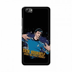 Buy Vivo Y71 Trek Yourslef Mobile Phone Covers Online at Craftingcrow.com