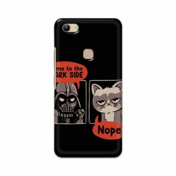 Buy Vivo Y81 Not Coming to Dark Side Mobile Phone Covers Online at Craftingcrow.com