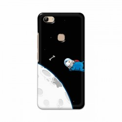 Buy Vivo Y81 Space Doggy Mobile Phone Covers Online at Craftingcrow.com