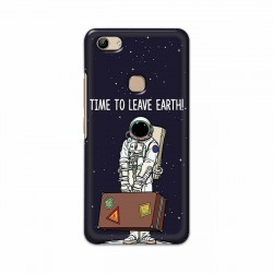 Buy Vivo Y81 Time to Leave Earth Mobile Phone Covers Online at Craftingcrow.com