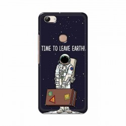 Buy Vivo Y83 Time to Leave Earth Mobile Phone Covers Online at Craftingcrow.com