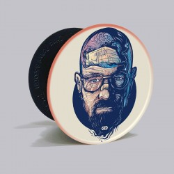 Buy Breaking Bad Heisenberg Pop Grip Online at Craftingcrow.com