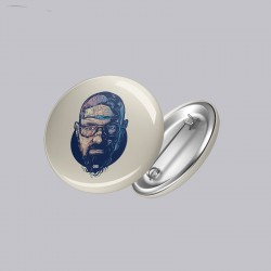 Buy Breaking Bad Button Badge Online at Craftingcrow.com