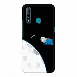 Buy Vivo Z1 pro Space Doggy Mobile Phone Covers Online at Craftingcrow.com