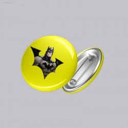 Buy Superhero Button Badge Online at Craftingcrow.com