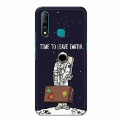 Buy Vivo Z1 pro Time to Leave Earth Mobile Phone Covers Online at Craftingcrow.com