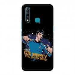 Buy Vivo Z1 pro Trek Yourslef Mobile Phone Covers Online at Craftingcrow.com