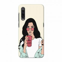 Buy Xiaomi Mi 9 Man Tears Mobile Phone Covers Online at Craftingcrow.com
