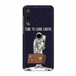 Buy Xiaomi Mi 9 Time to Leave Earth Mobile Phone Covers Online at Craftingcrow.com