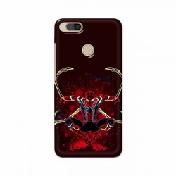 Buy Xiaomi Mi A1 Iron Spider Mobile Phone Covers Online at Craftingcrow.com