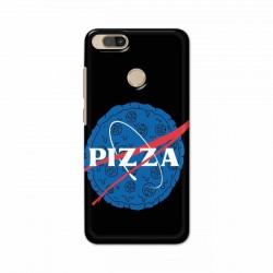 Buy Xiaomi Mi A1 Pizza Space Mobile Phone Covers Online at Craftingcrow.com