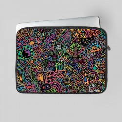 Buy Doodle Laptop Sleeve Online at Craftingcrow.com